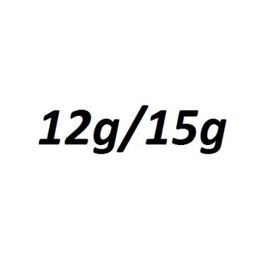 12g/15g