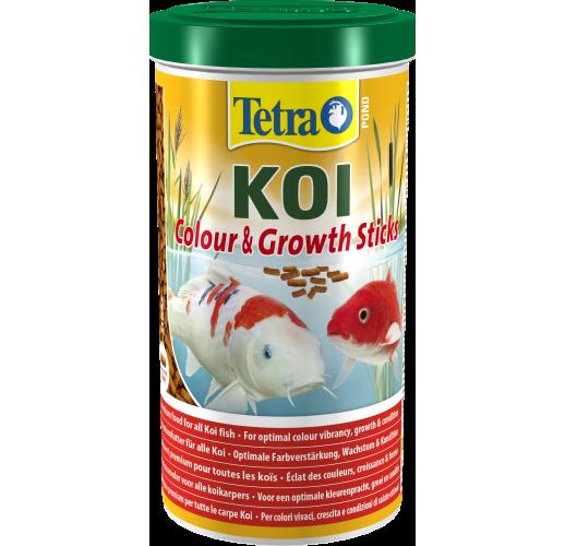 Tetra Pond KOI Color & Growth Sticks 1L
