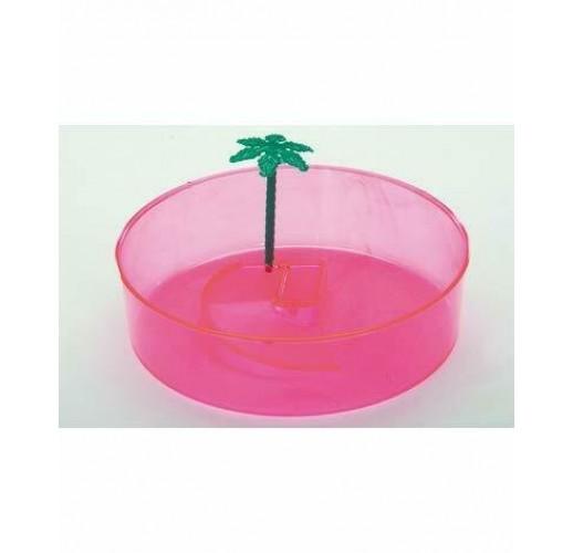 Plastic turtle terrarium  24/7 см Т2077692