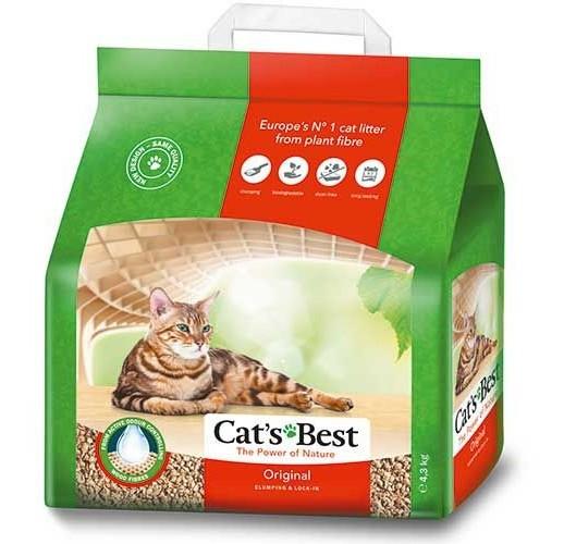 Cats Best Oko Plus 10L