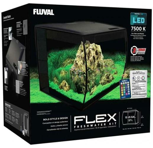 Fluval Flex Aquarium 57 Litre