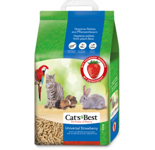 Cats Best Universal - Strawberry