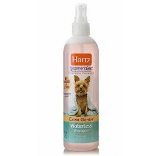 Hartz - Shampoo without washing for dogs 350 ml.