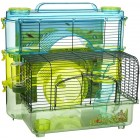 Penn Plax Rainforest Jungle Hamster Home - 3-Story  SAM 373