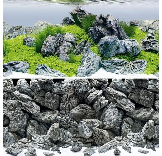 Juwel Rock & Aquascape - Aquarium Poster XL