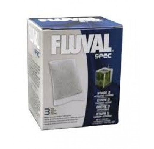 Fluval Spec Carbon Replacement  3 Packs - A1377