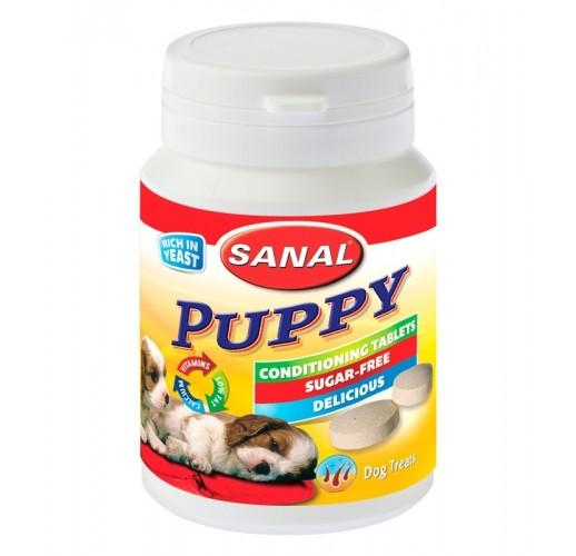 Yeast Calcium for puppy Sanal 75 gr