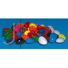 Croci colored stones 10 15 mm. 1 kg.А2071000