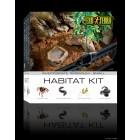 Комплект терариум с аксесоари Хабитат -  Habitat Kit pt 2654
