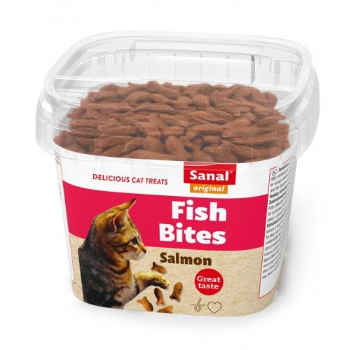 Sanal Fish Bites - Fish-flavored delicacy 75g.